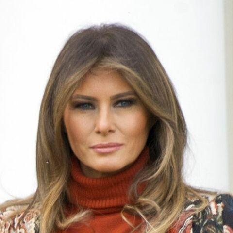 Quand Melania Trump s'attire les foudres des internautes à cause d'une déco de Noël