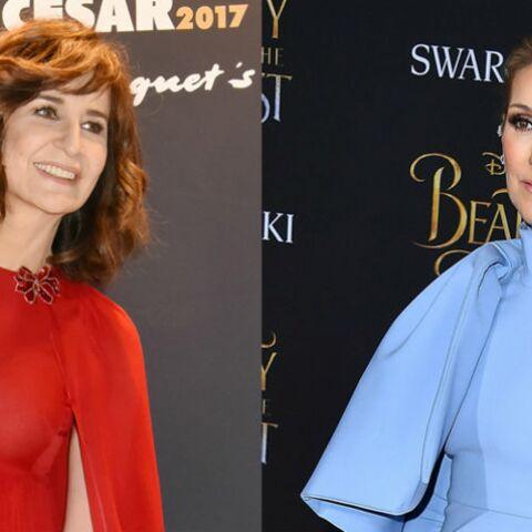 Valérie Lemercier: après Lady Diana, elle s'attaque à Céline Dion!