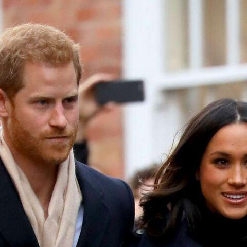 PHOTOS – Meghan Markle et le prince Harry, enfin la 1ère sortie officielle: elle le regarde avec les yeux de l'amour