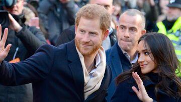 VIDEO- Look, couleur de cheveux, gestes tendres: ce qu'il faut retenir de la première sortie de Meghan Markle et Harry fiancés