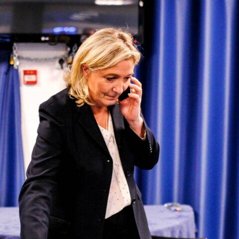 Quand Marine Le Pen demande le numéro de téléphone d'Emmanuel Macron à un célèbre animateur télé