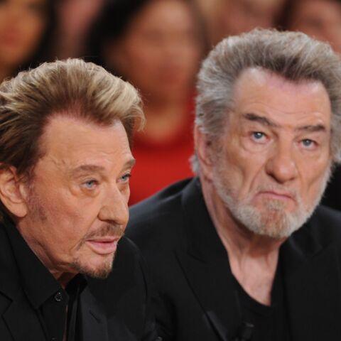 Johnny Hallyday et Eddy Mitchell, l'amitié à tout prix: «Pour mon anniversaire, Johnny me refourgue ses cadeaux!»