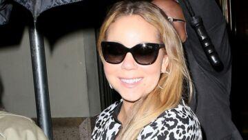 PHOTOS – Mariah Carey a perdu beaucoup de poids depuis son opération de l'estomac