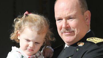 PHOTO – Gabriella, la fille d'Albert de Monaco, est le portrait craché de son père