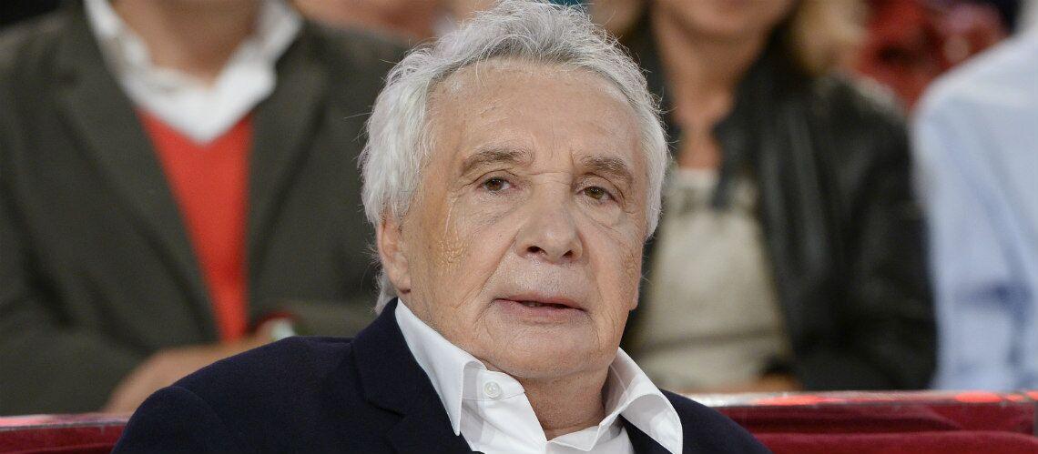 Coup dur pour Michel Sardou: l'un de ses derniers concerts annulé