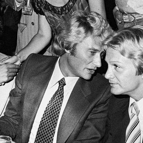 """Quand Johnny Hallyday se moquait de Claude François qui avait du mal avec les filles et """"draguait ses ex"""""""