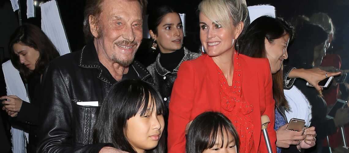 Laeticia Hallyday: comment ses filles Jade et Joy l'ont sauvée