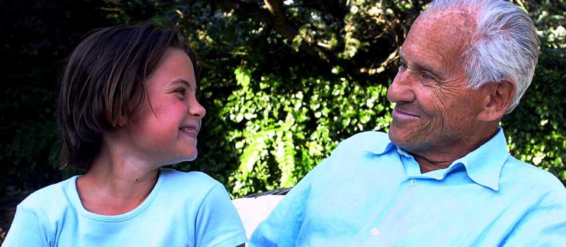 Jean d Ormesson vu par sa petite-fille Marie-Sarah   « Le grand-père que  tout le monde rêverait d avoir » - Gala 8cb7b1c33523