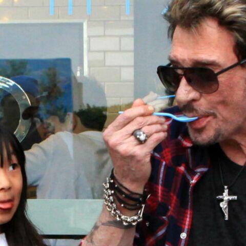 Johnny Hallyday: Ce qu'il veut transmettre à sa fille Jade