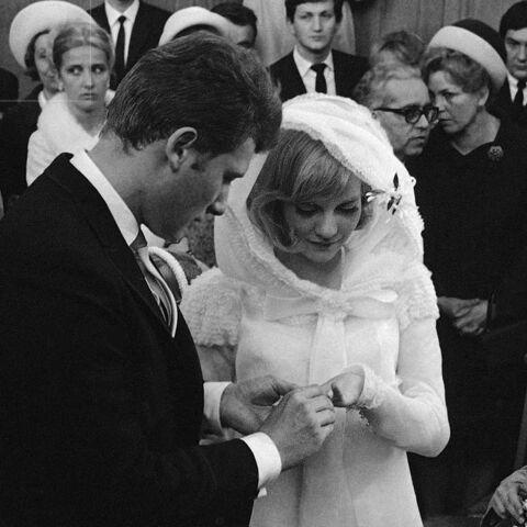 Johnny Hallyday: le jour où il a épousé Sylvie Vartan
