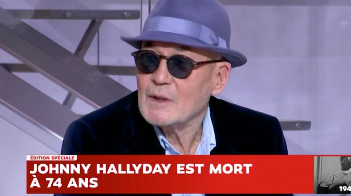 """VIDEO – Johnny Hallyday: sa dernière tournée, un """"miracle"""" pour son biographe"""