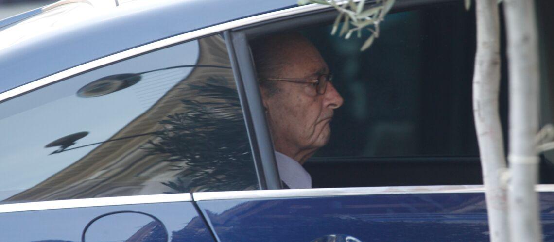 Claude Chirac ne veut plus que soient prises des photos de son père
