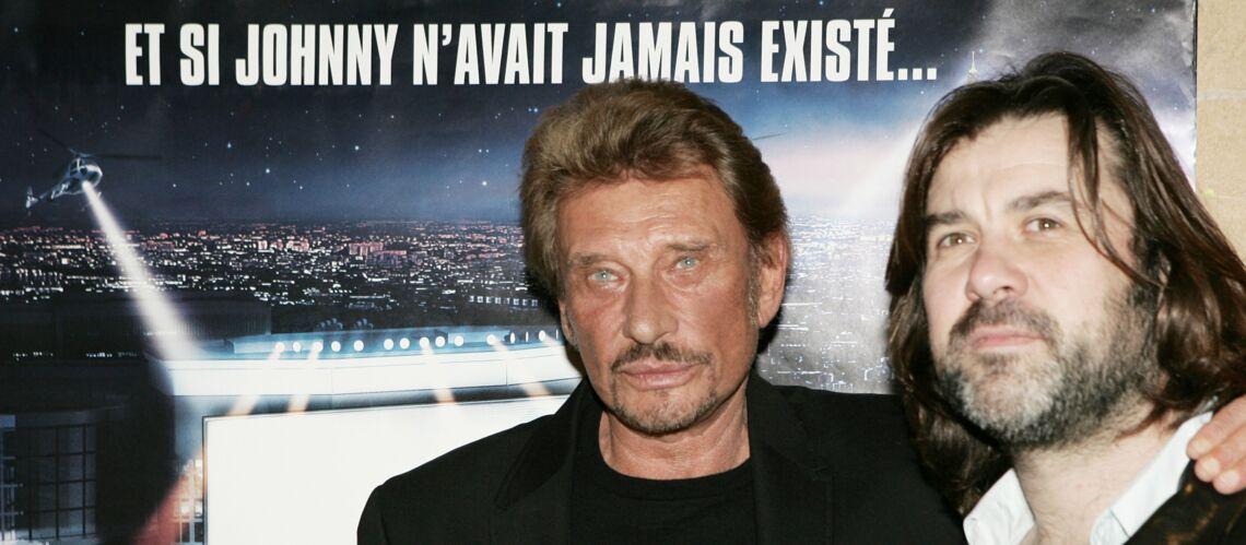 """EXCLU – Laurent Tuel réalisateur de Jean-Philippe: """"Je me revois gonfler des ballons avec Johnny pour l'anniversaire d'une de ses filles"""""""
