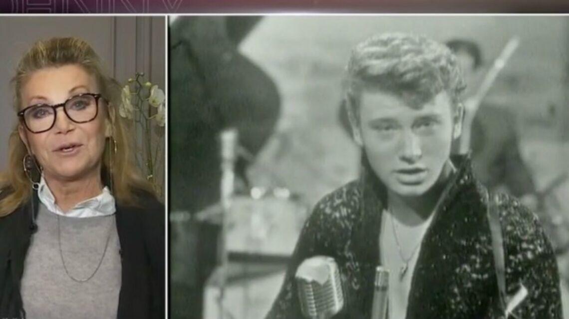 """VIDEO – Mort de Johnny Hallyday: la réaction de Sheila très émue """"Je perds mon pote"""""""