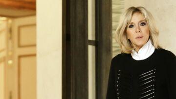 Brigitte Macron est à Marnes-La-Coquette, pour se recueillir avec Laeticia sur la dépouille de Johnny Hallyday