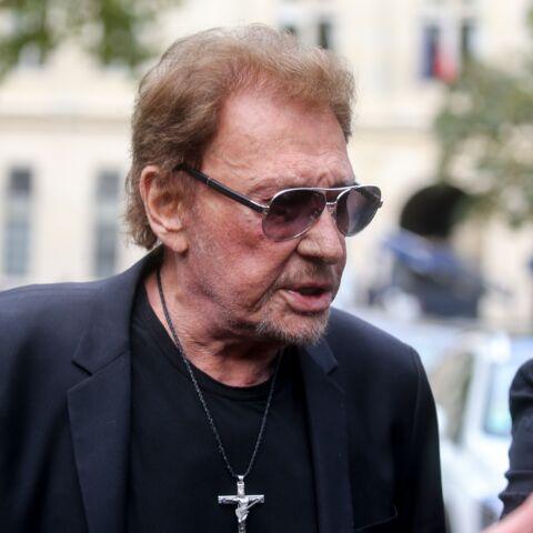 Les derniers jours de Johnny Hallyday: sous morphine, affaibli, le chanteur a pu dire au revoir à ses amis