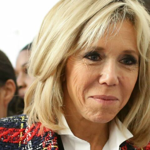 Quand Brigitte Macron prenait des nouvelles de Johnny Hallyday auprès de Laeticia