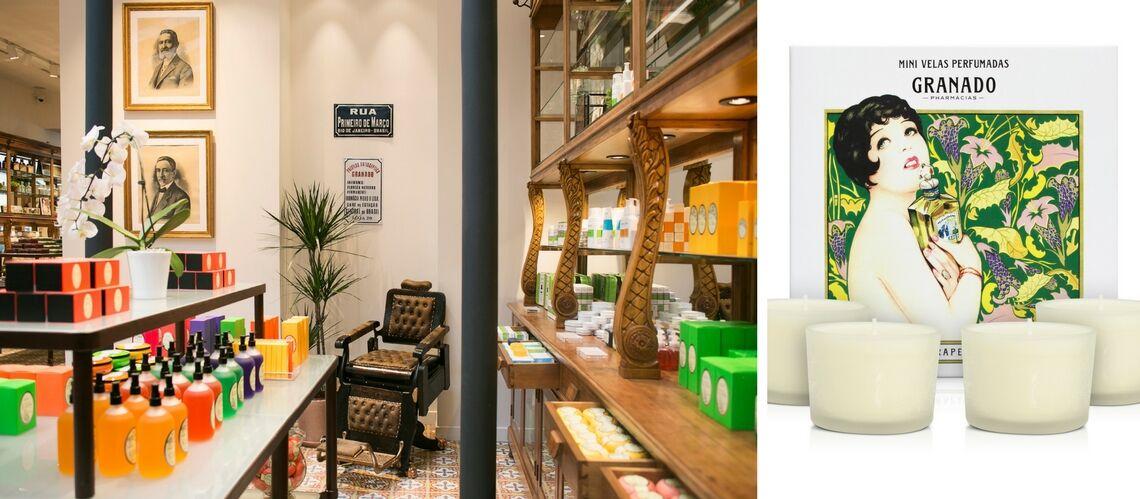 PHOTOS – Découvrez Granado, la marque brésilienne qui ouvre sa première boutique à Paris