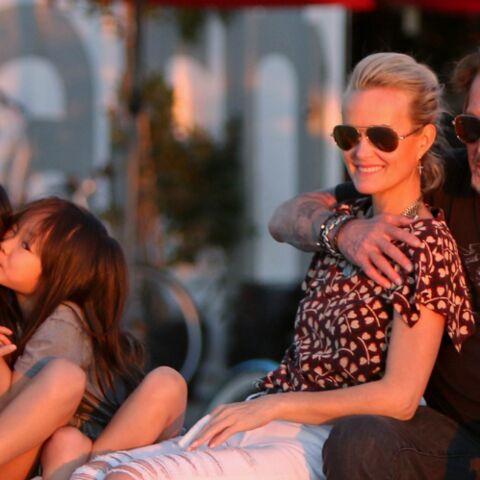 PHOTOS – Johnny Hallyday: Quel papa était-il pour Jade et Joy?