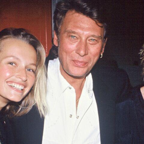 Estelle Lefébure et David Hallyday: divorcés mais toujours amis pour leurs filles