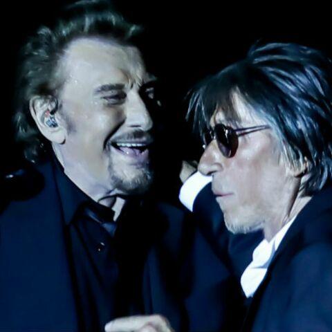 Johnny Hallyday en tournée: Eddy Mitchell et Jacques Dutronc dénoncent le bal des faux-culs
