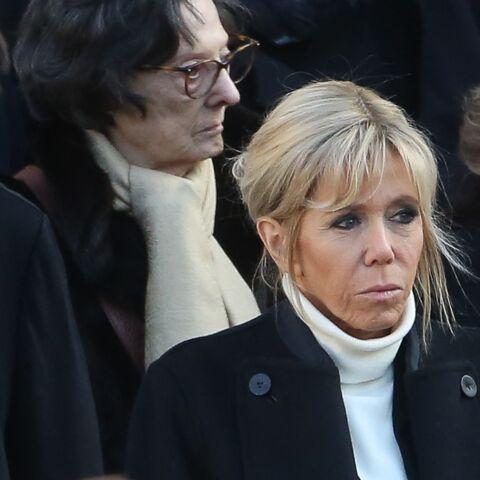 Brigitte Macron très impliquée auprès de la famille Johnny Hallyday pour la cérémonie d'hommage