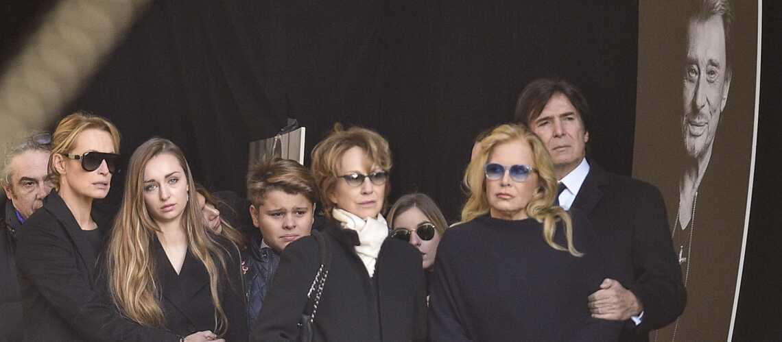 Obsèques de Johnny Hallyday: ses anciennes compagnes Sylvie Vartan et Nathalie Baye et ses petits enfants ne devraient pas être là