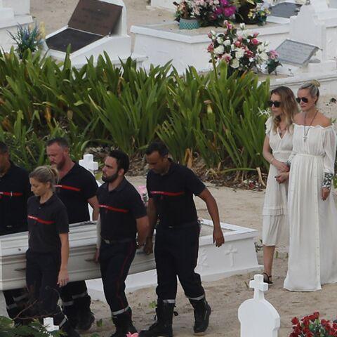 Obsèques de Johnny Hallyday, une célébrité chute après l'enterrement, elle a été emmenée aux urgences