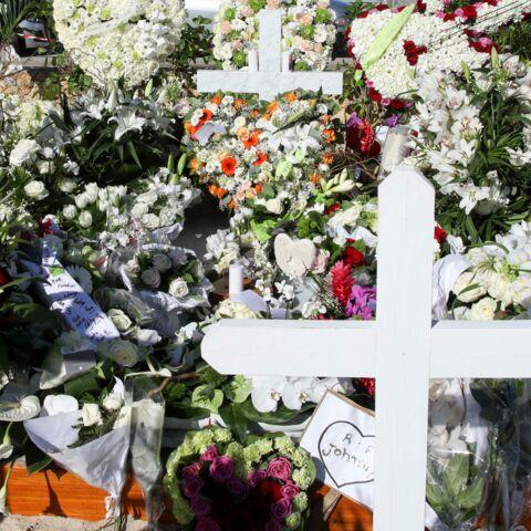 Johnny Hallyday inhumé à Saint-Barth: quel est le message qu'il a voulu inscrire sur sa tombe?