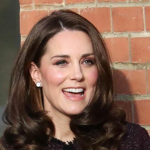 Kate Middleton, une vraie super-maman: malgré sa grossesse, elle enchaîne les obligations royales