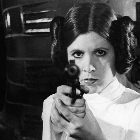 Star Wars: La princesse Leia, le côté obscur de Carrie Fisher