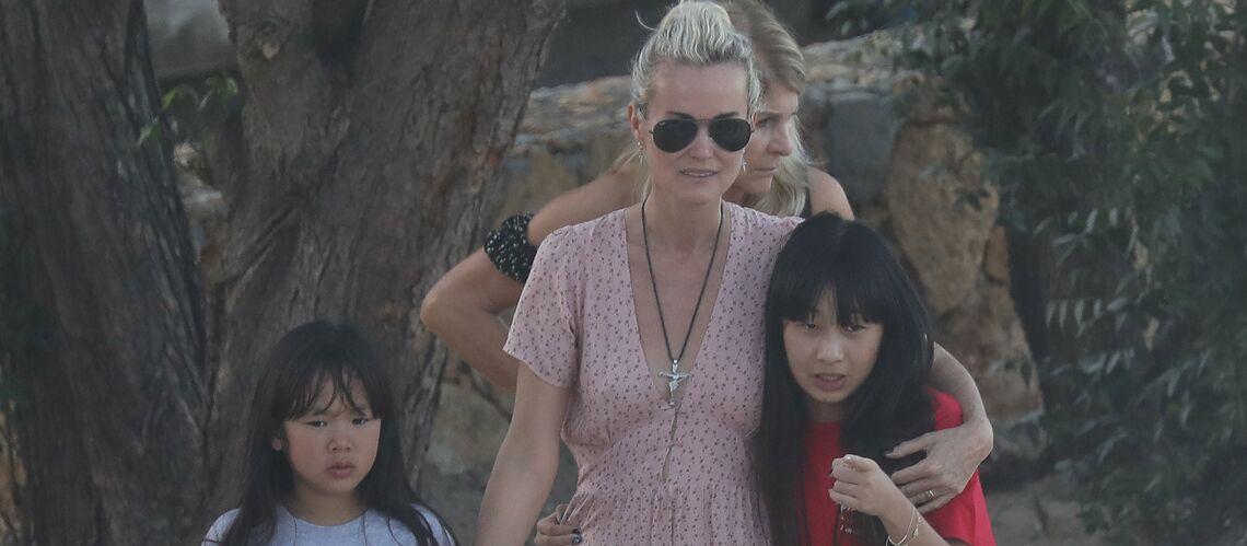 «Je veux être une maman digne»: Comment Laeticia Hallyday envisage sa vie avec ses filles sans Johnny