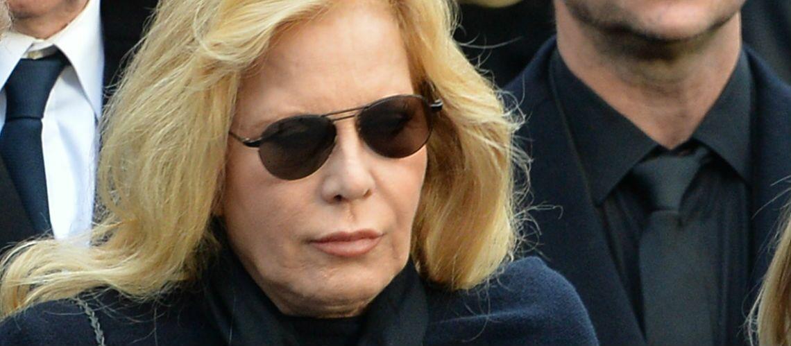 PHOTO – Sylvie Vartan de retour à Los Angeles après l'hommage à Johnny Hallyday