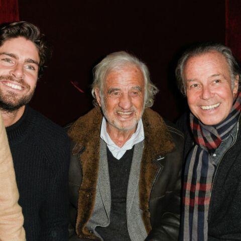 PHOTOS – Michel Leeb en famille: il réunit ses trois enfants Tom, Fanny et Elsa pour la générale de son spectacle