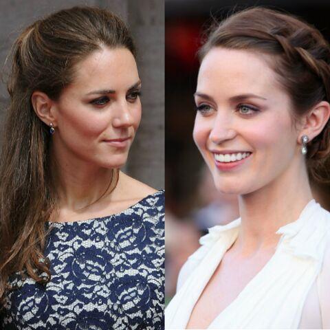 PHOTOS – Kate Middleton, Sophie Marceau… Les plus belles coiffures de fêtes repérées chez les stars