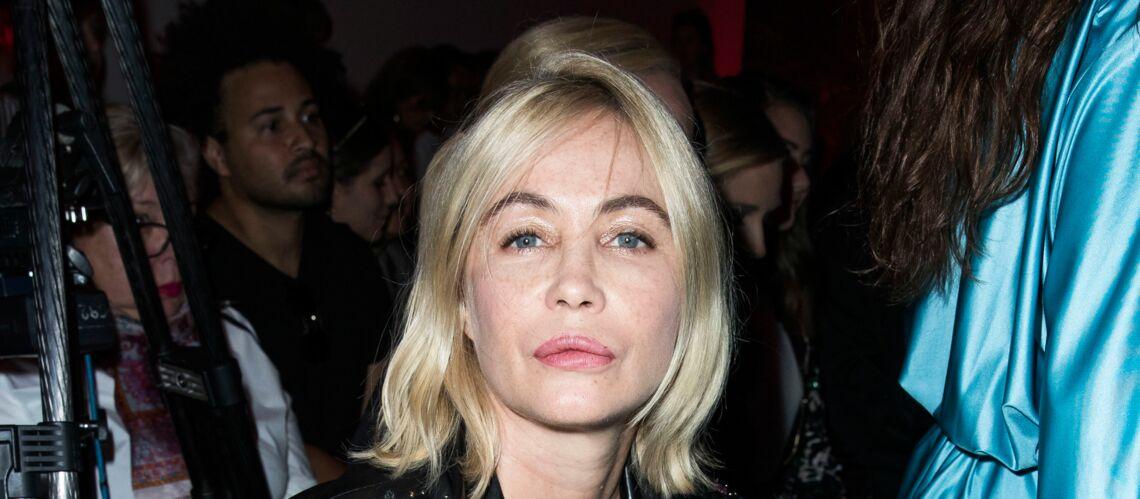 PHOTO – Emmanuelle Béart sans maquillage, elle est sublime