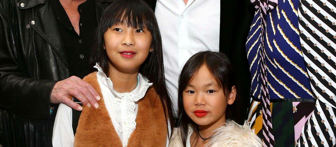 Laeticia Hallyday, fière de ses filles Jade et Joy, excellentes à l'école