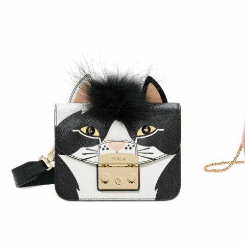 12db858721b Shopping de Noël   Craquez pour un joli sac de la collection The Furla  Society