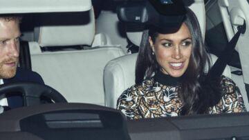 PHOTOS – Meghan Markle et le prince Harry très amoureux pour leurs photos officielles