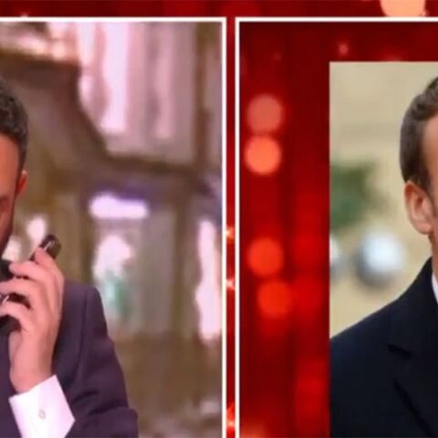 VIDÉO – Quand Cyril Hanouna appelle Emmanuel Macron pour lui souhaiter son anniversaire