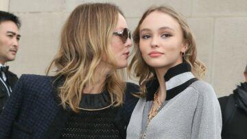 PHOTOS – Vanessa Paradis: si fière de sa fille Lily-Rose Depp qui est son sosie