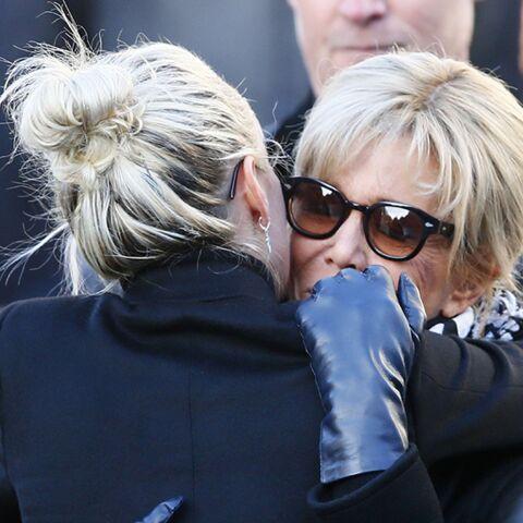Comment Brigitte Macron a aidé Laeticia Hallyday à organiser l'hommage à la Madeleine