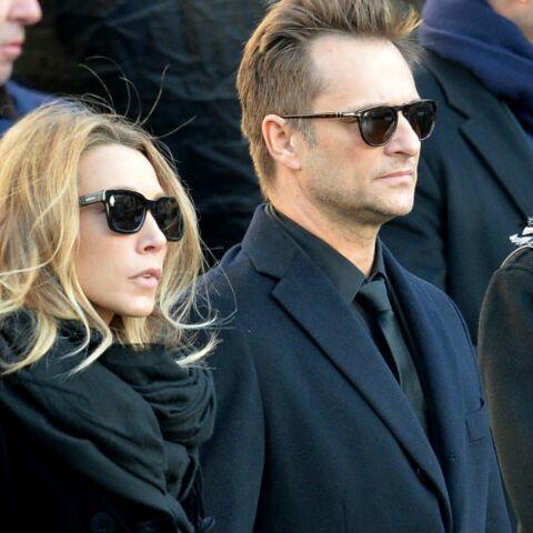 Si Laura Smet et David Hallyday ont voulu voir Brigitte Macron, c'est à cause de Laeticia