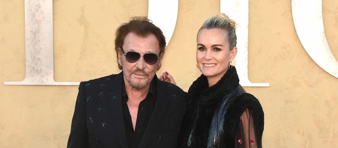 «Johnny Hallyday pouvait être assez lâche»: pourquoi le rockeur laissait faire Laeticia