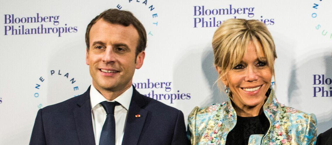 PHOTOS – Le Noël d'Emmanuel et Brigitte Macron à la montagne, dans les Pyrénées