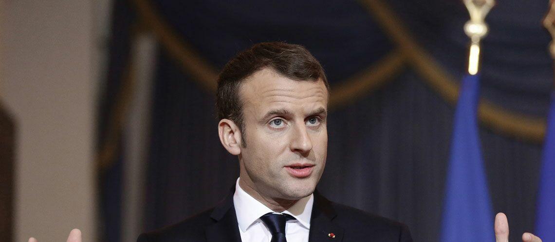 Emmanuel Macron, à égalité avec le pape François dans le cœur des Français: ils sont tous les deux «la personnalité de l'année»