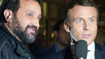 Le coup monté d'Emmanuel Macron et Cyril Hanouna pour Touche Pas à Mon Poste