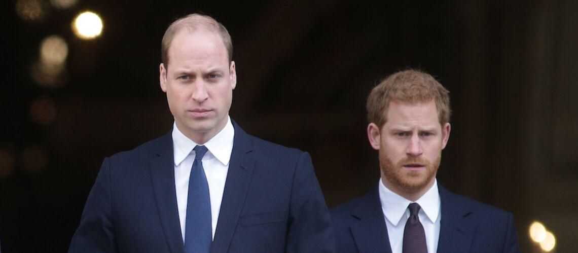 Le prince Harry a demandé à son frère le prince William d\u0027être le témoin