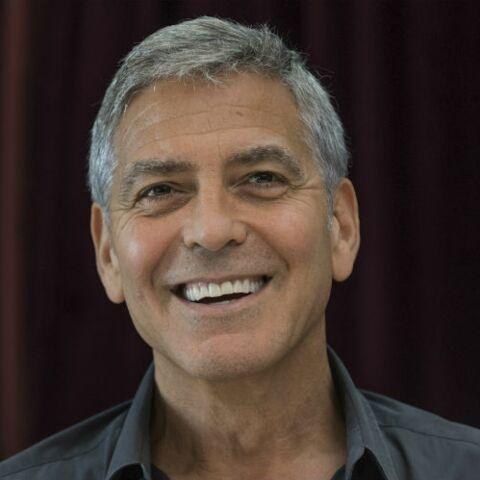 George Clooney: «Ma fille Ella est le portrait craché de ma femme Amal. Mon fils Alexander, j'ai bien peur qu'il ait tout pris de moi»