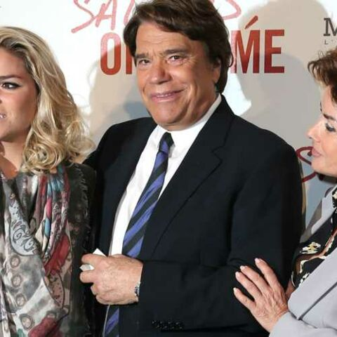 PHOTO – Bernard Tapie atteint d'un cancer, le bouleversant message de sa fille Sophie